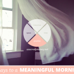 31 Days to a Meaningful Morning: 5 Practices for Encountering the Spirit