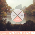 31 Days to a Meaningful Morning, Disclaimer Edition: When There are so Many Practices & You Can't Decide…