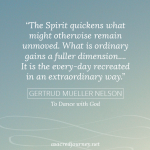 Monday Musings: From Ordinary to Extraordinary