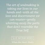 Monday Musing: The Art of Soulmaking