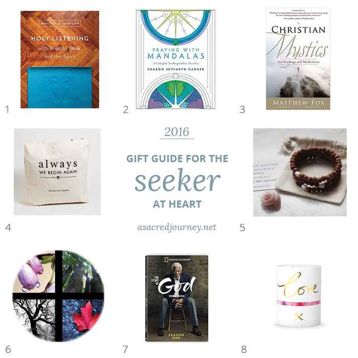 Gift Guide for the Seeker at Heart