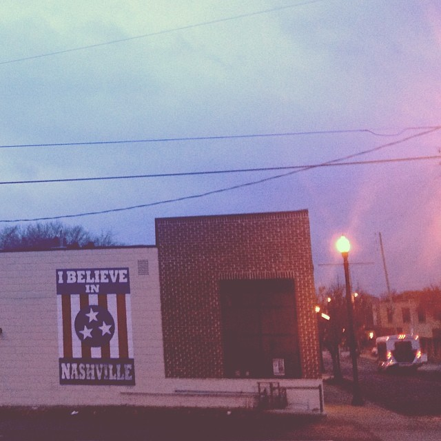 My Walkabout Year, Part 3: Nashville—A Parallel Path