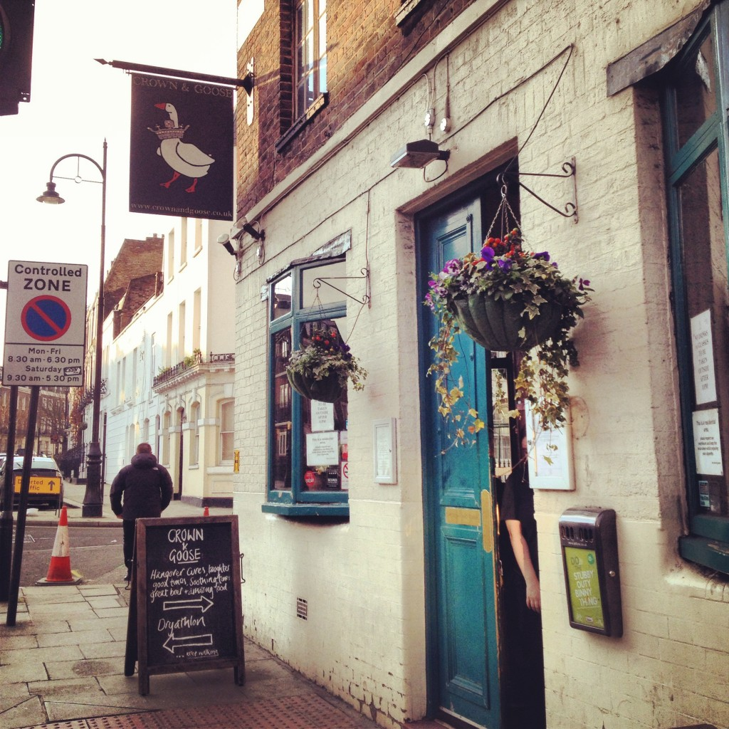 British pub (image by Alva Leigh)