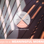 31 Days to a Meaningful Morning: Learning From Your Past Experience