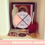 31 Days to a Meaningful Morning: Surrounding Yourself with Inspiration