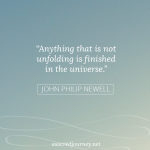 Monday Musings: How Are You Unfolding?
