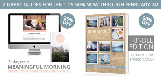 A Sacred Journey Lenten Resource Sale
