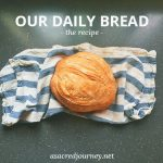 Our Daily Bread: The Recipe