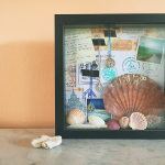 Travel Tip: Make a Travel Shadow Box with Mementos from Your Recent Adventure