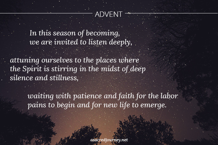 Advent » https://asacredjourney.net