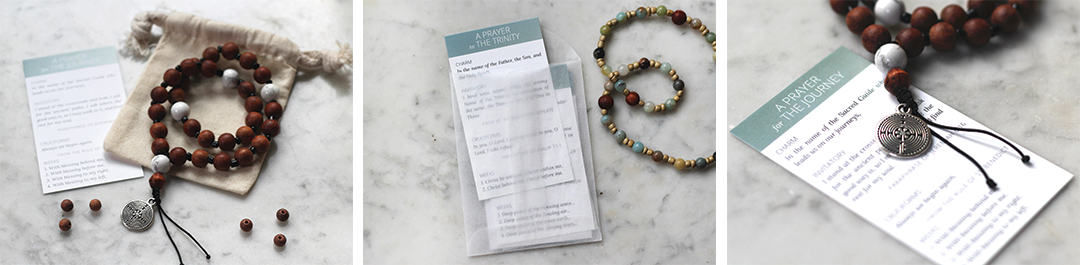 Prayer Beads from The Journey Shop
