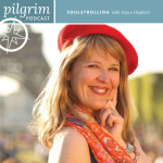 Pilgrim Podcast 01: SoulStrolling with Kayce Hughlett